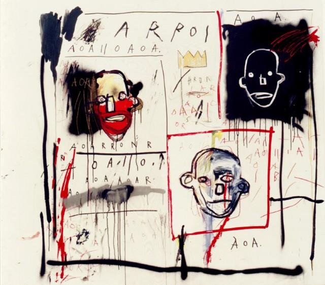 Jean-Michel Basquiat, Senza titolo, 1981