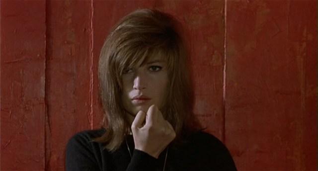 """Monica Vitti in """"Deserto Rosso"""""""