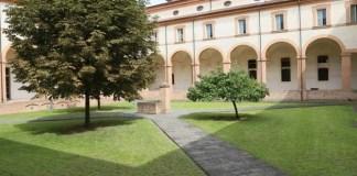 Il chiostro dell'ex Convento