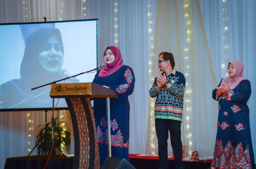 Perasmian Majlis Makan Malam Gagasan Sabah dan Laman Web Gagasan Sabah