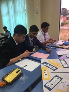 Olympiad Matematik Sains Kuantan