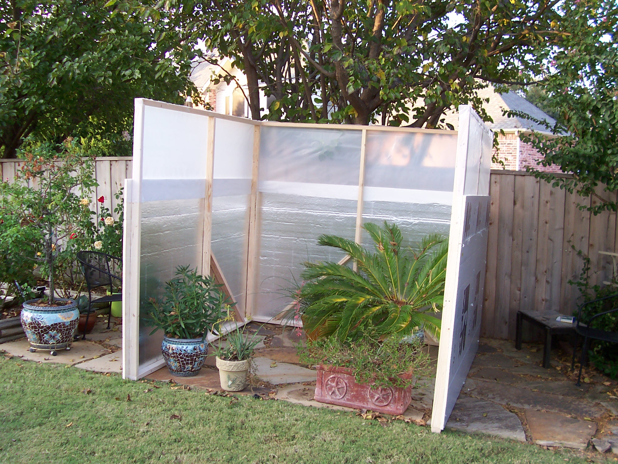 oui built a prefabricated greenhouse for 142 00