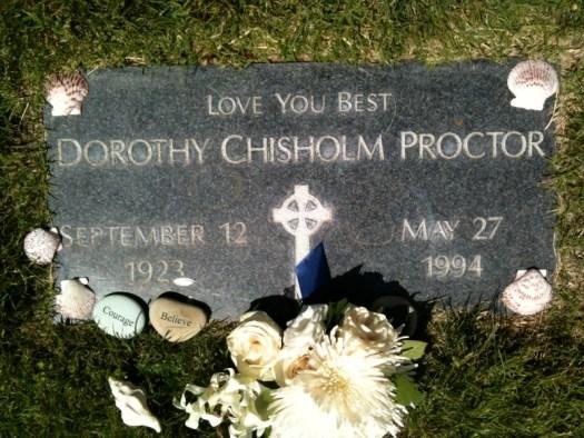 Dorothy Chisholm Proctor, Love You Best