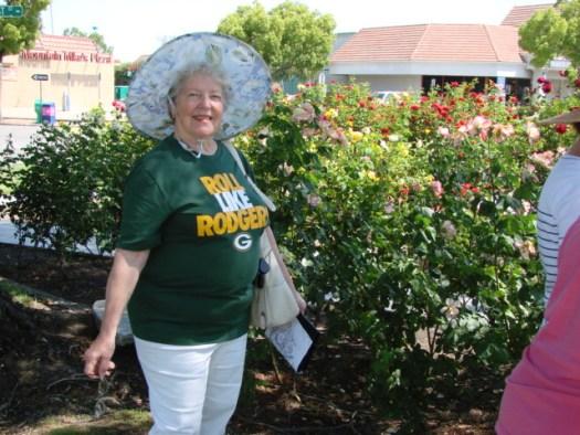Jolene Adams at Hansen Park Livermore, CA
