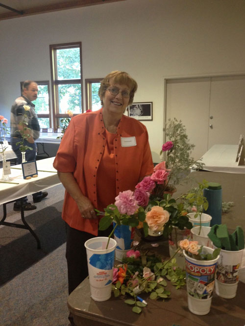 Linda Kimmel, ARS Illinois Indiana District Director
