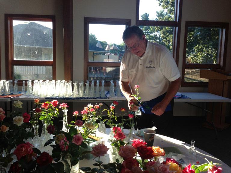 Richard Anthony, Owner For Love of Roses