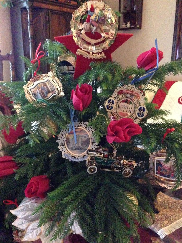 White House Historical Association Christmas Ornament