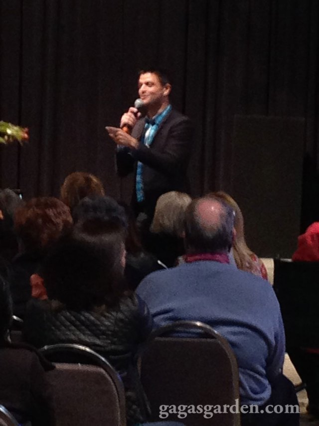 John Gidding from HGTV Curb Appeal Speaking