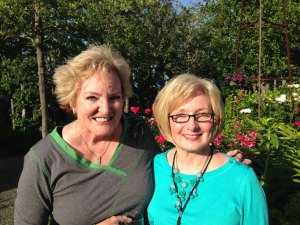 Susan Fox | Teresa Byington | P. Allen Smith's Rose Garden with Wine