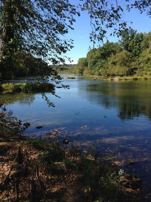 Rappahannock River, Fredericksburg, Virginia