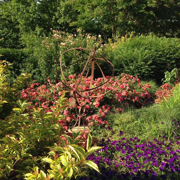 Gardens at P. Allen Smith