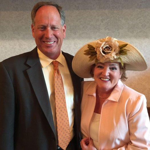 David Pike | Witherspoon Rose | A Sponsor of The Biltmore International Rose Trials | Susan Fox