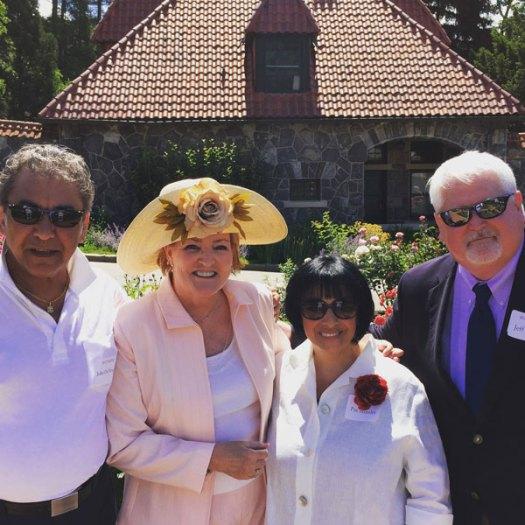 John Del Vecchio | Susan Fox | VP of ARS, Pat Shanley | Executive Director of ARS, Jeffrey Ware