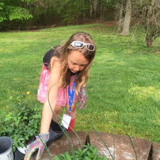 Kids Love Gardening Gloves