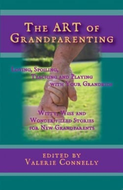 ART of grandparenting cover