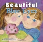 Beautiful Blue Eyes Celebrates Children's Eye Color