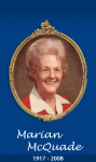 National Grandparents Day Founder Marian McQuade