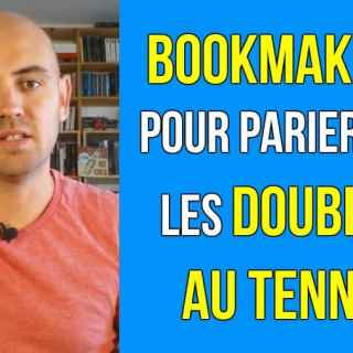 bookmakers double tennis