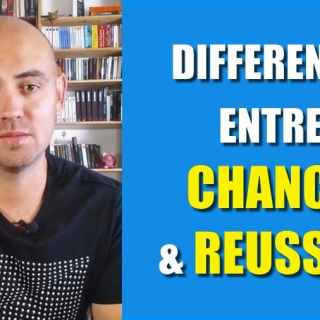 Difference chance reussite