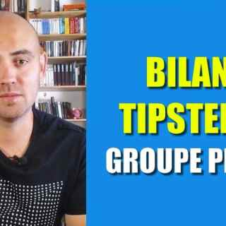 bilan tipsters groupe privé