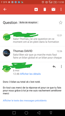 avis formation paris sportifs thomas david