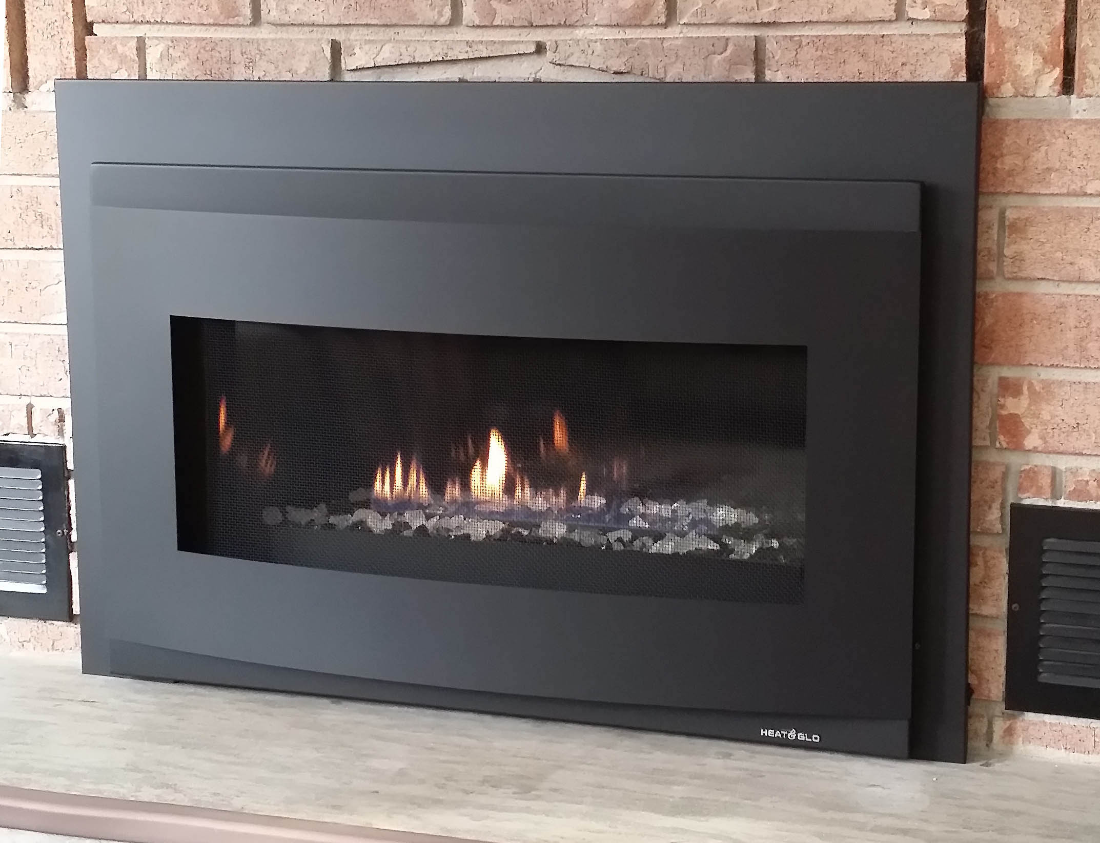 Heat  Glo Cosmo Gas Insert Archives  Gagnon Clay Products