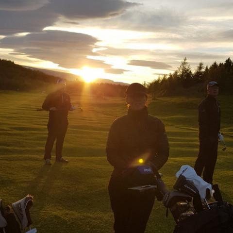Arctic Open 2018 Loki  Golfklbbur Akureyrar