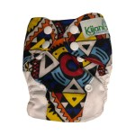 Kijani Ai2 Newborn Geometrie Africane