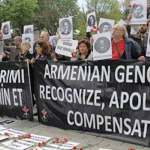 "Istanbul: 'Recognize, Apologize, Compensate,"" Say Turks During Istanbul Commemoration"