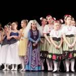 Armenian dance group wins competition in Germany