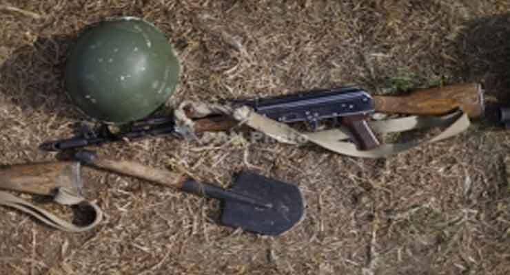karabakh soldier killed