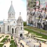 Armenia: May triple holiday celebrated with grandeur in Artsakh