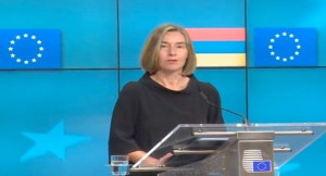 EU willing to expand cooperation with Armenia – Mogherini