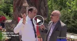 GagruleLive on Facebook.com/gagrulepage episode 1 the Yezidis of Armenia