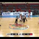 FIBA U20: Armenia beats Azerbaijan