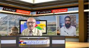 Watch GagruleLive discussion with Syrian Journalist Kevork Almassian