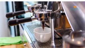 كيف تنظف آلة القهوة