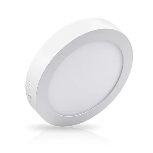Surface Mounted Round LED Panal Light Warm Light EL Sewedy