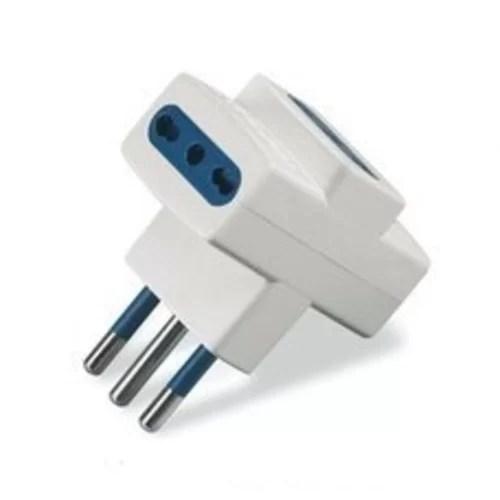 ادابتوار سكام 2 بريزة + USB