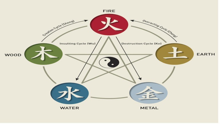 Five Chinese Zodiac Elements What Element Am I Gaia