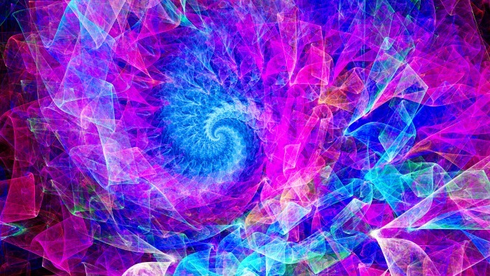 journey into a psychedelic
