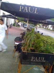 U rano jutro ispred Paula