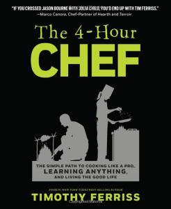 4-časovni šef kuhinje - Tim Ferriss (vlasništvo Amazon Publishing)