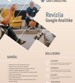 revizija google analitike
