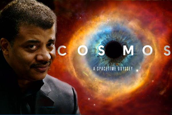 Neil deGrasse Tyson el nuevo Cosmos  Gaia Ciencia