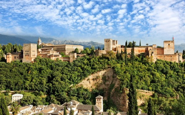 Baila Dance With In Granada Spain- Gaia