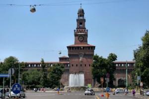 Milano Piazza Castello