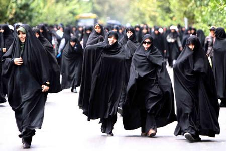 Iran Dress Code 00