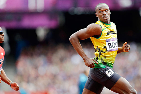 Usain Bolt 00