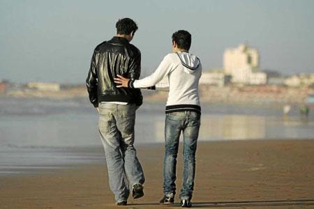 Marocco Giovani Spiaggia